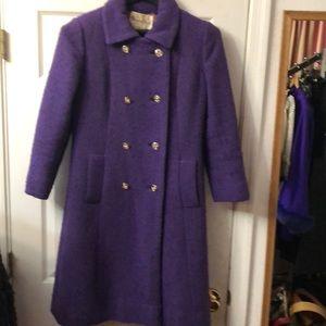 Meadow brook B Altman & Co coat